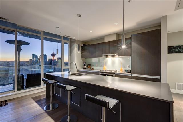 For Sale: 3701 - 1122 3 Street Southeast, Calgary, AB | 2 Bed, 3 Bath Condo for $1,399,900. See 50 photos!
