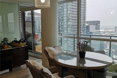 Apartment for rent at 290 Adelaide St Unit 3701 Toronto Ontario - MLS: C4703395