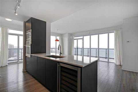 Apartment for rent at 56 Annie Craig Dr Unit 3701 Toronto Ontario - MLS: W4690932