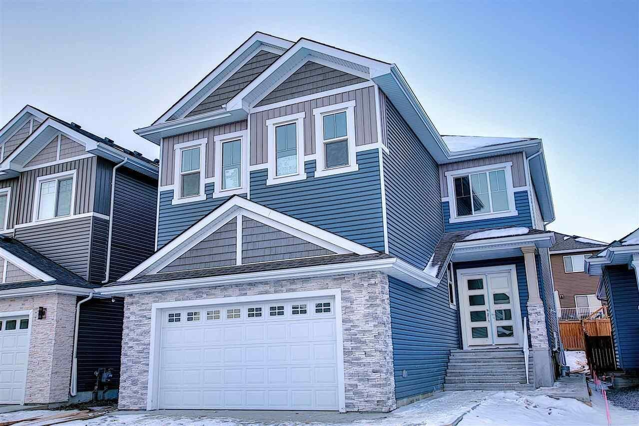 House for sale at 3701 Hummingbird Wy NW Edmonton Alberta - MLS: E4215464
