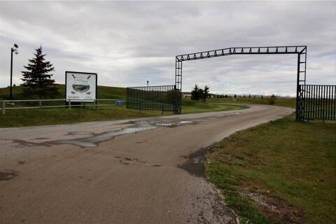 Commercial property for sale at 370137 64 St E Rural Foothills County Alberta - MLS: C4209821