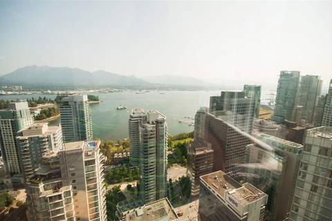 Condo for sale at 1211 Melville St Unit 3702 Vancouver British Columbia - MLS: R2290710