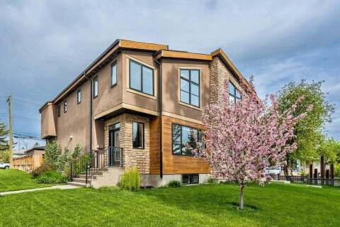 Townhouse for sale at 3702 21 Ave Southwest Calgary Alberta - MLS: C4306527