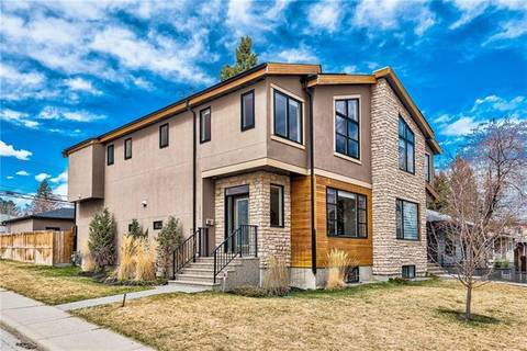 Townhouse for sale at 3702 21 Ave Southwest Calgary Alberta - MLS: C4295157