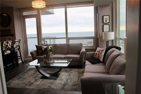 Apartment for rent at 2230 Lake Shore Blvd Unit 3702 Toronto Ontario - MLS: W4657530