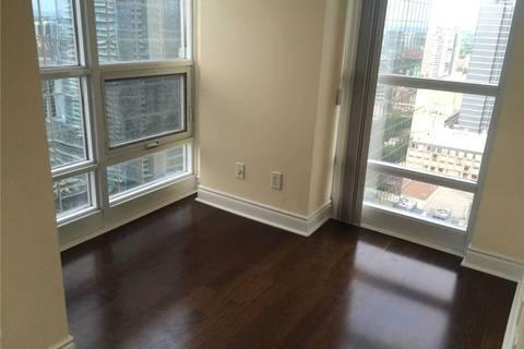 Apartment for rent at 763 Bay St Unit 3702 Toronto Ontario - MLS: C4630909