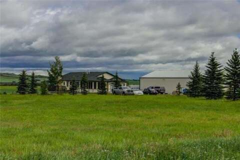 House for sale at 370252 80 St West Rural Foothills County Alberta - MLS: C4255273