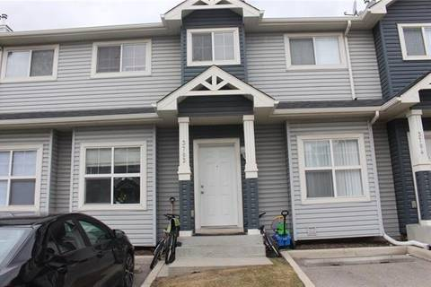 Townhouse for sale at 111 Tarawood Ln Northeast Unit 3703 Calgary Alberta - MLS: C4241309