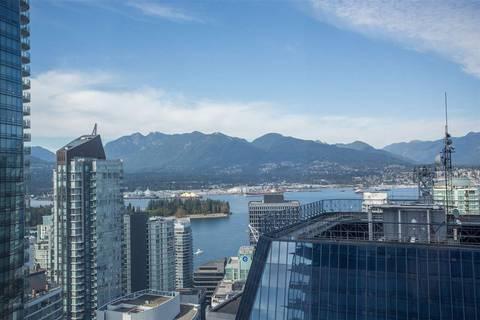 3703 - 1111 Alberni Street, Vancouver | Image 1