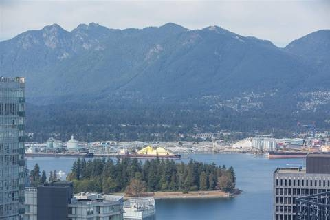Condo for sale at 1111 Alberni St Unit 3703 Vancouver British Columbia - MLS: R2401593