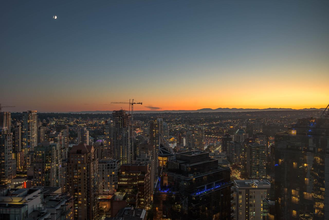 Sold: 3703 - 938 Nelson Street, Vancouver, BC