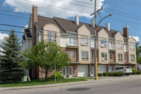 Townhouse for sale at 3704 19 St Southwest Calgary Alberta - MLS: C4254308