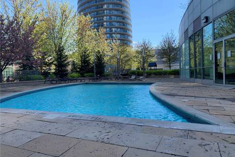 Apartment for rent at 50 Absolute Ave Unit 3704 Mississauga Ontario - MLS: W4488337