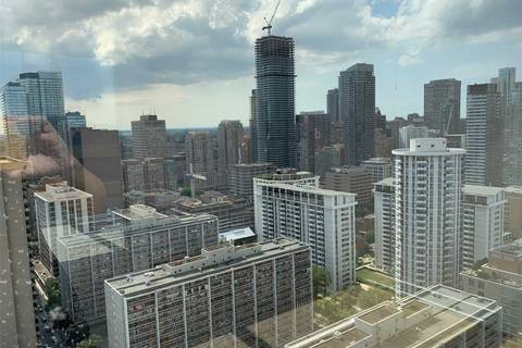 Apartment for rent at 85 Wood St Unit 3705 Toronto Ontario - MLS: C4515303
