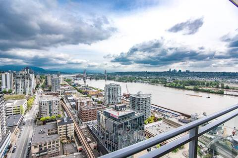 Condo for sale at 888 Carnarvon St Unit 3705 New Westminster British Columbia - MLS: R2366288
