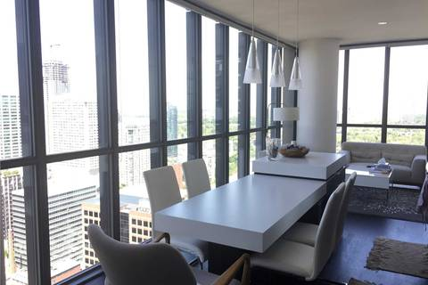 Apartment for rent at 101 Charles St Unit 3706 Toronto Ontario - MLS: C4491306