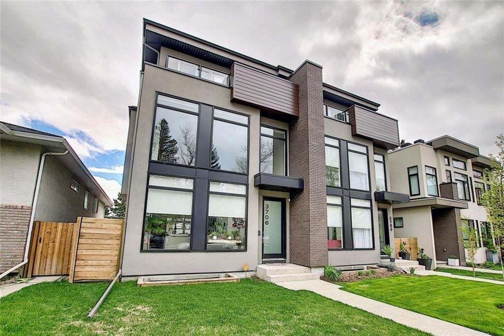 Townhouse for sale at 3706 14a St SW Altadore, Calgary Alberta - MLS: C4299531