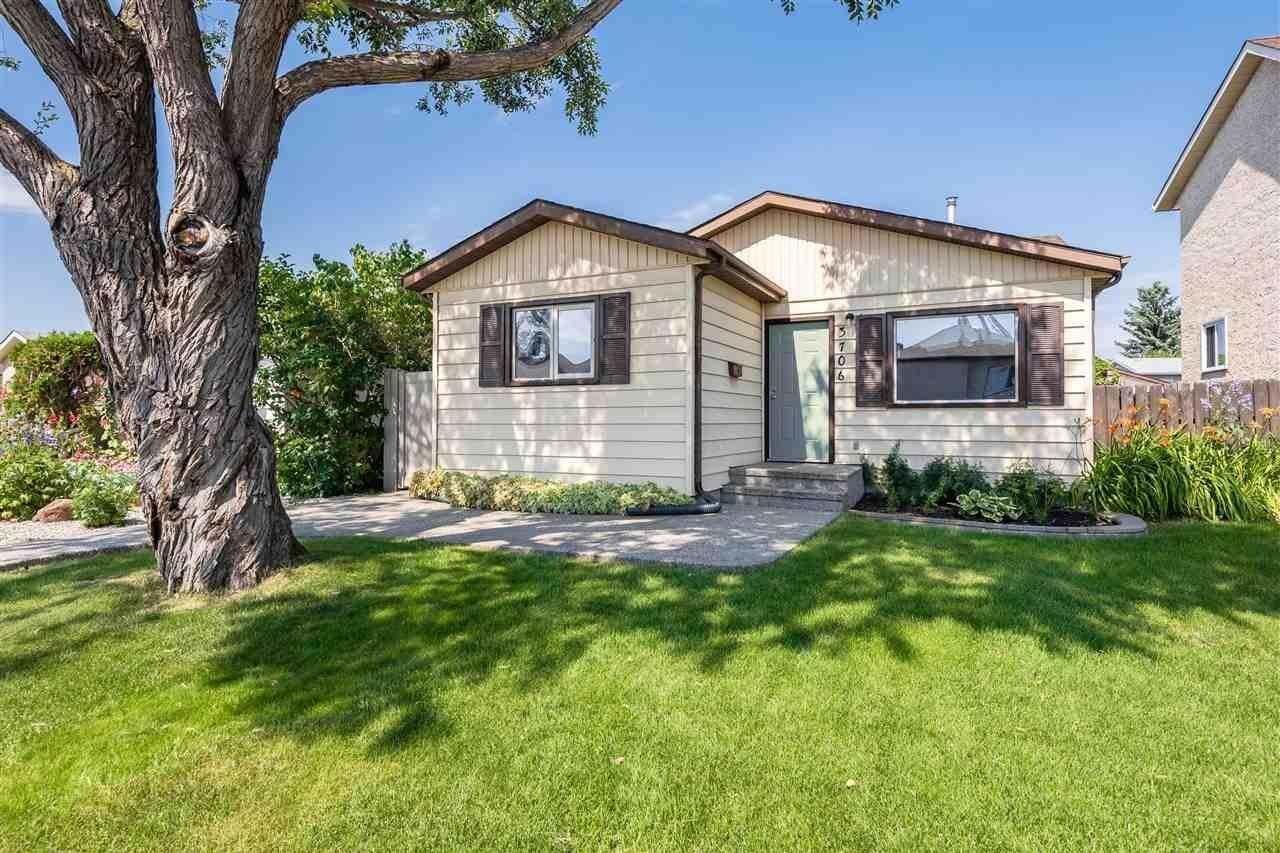 House for sale at 3706 41 Av NW Edmonton Alberta - MLS: E4208729