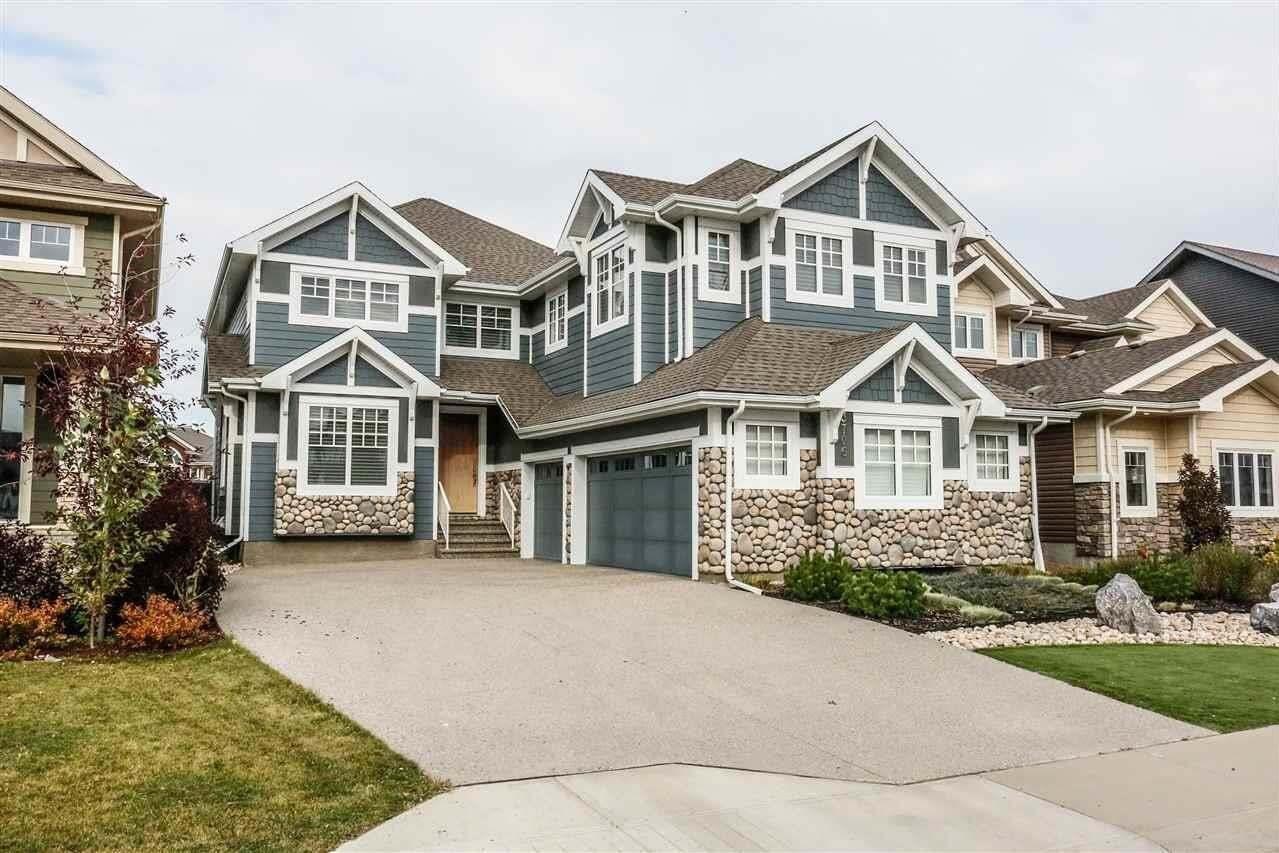 House for sale at 3706 Westcliff Wy SW Edmonton Alberta - MLS: E4216851