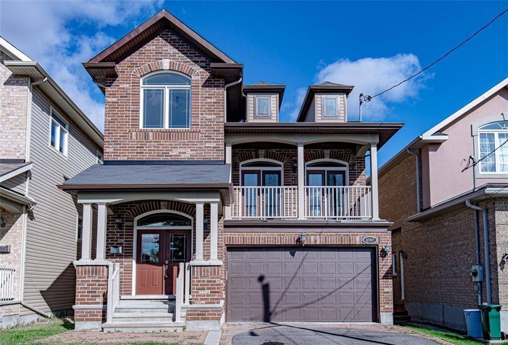 House for sale at 3707 Alderwood St Ottawa Ontario - MLS: 1172250