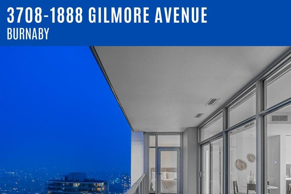 Apartment for rent at 1288 Gilmore Ave Unit 3708 Burnaby British Columbia - MLS: R2518310