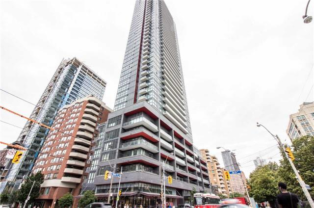 For Rent: 3708 - 159 Dundas Street, Toronto, ON | 2 Bed, 2 Bath Condo for $2,400. See 11 photos!