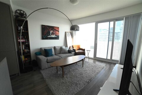 Apartment for rent at 100 Harbour St Unit 3709 Toronto Ontario - MLS: C5086699
