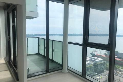 Apartment for rent at 16 Bonnycastle St Unit 3709 Toronto Ontario - MLS: C4496035