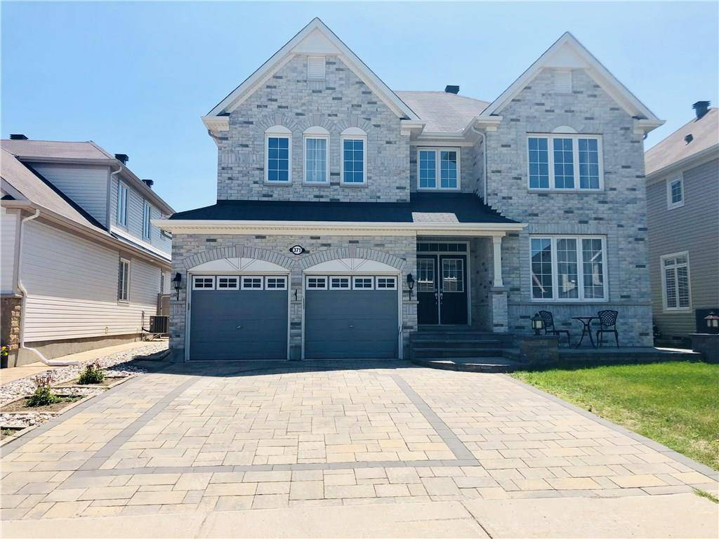 House for sale at 371 Blackleaf Dr Ottawa Ontario - MLS: 1161647