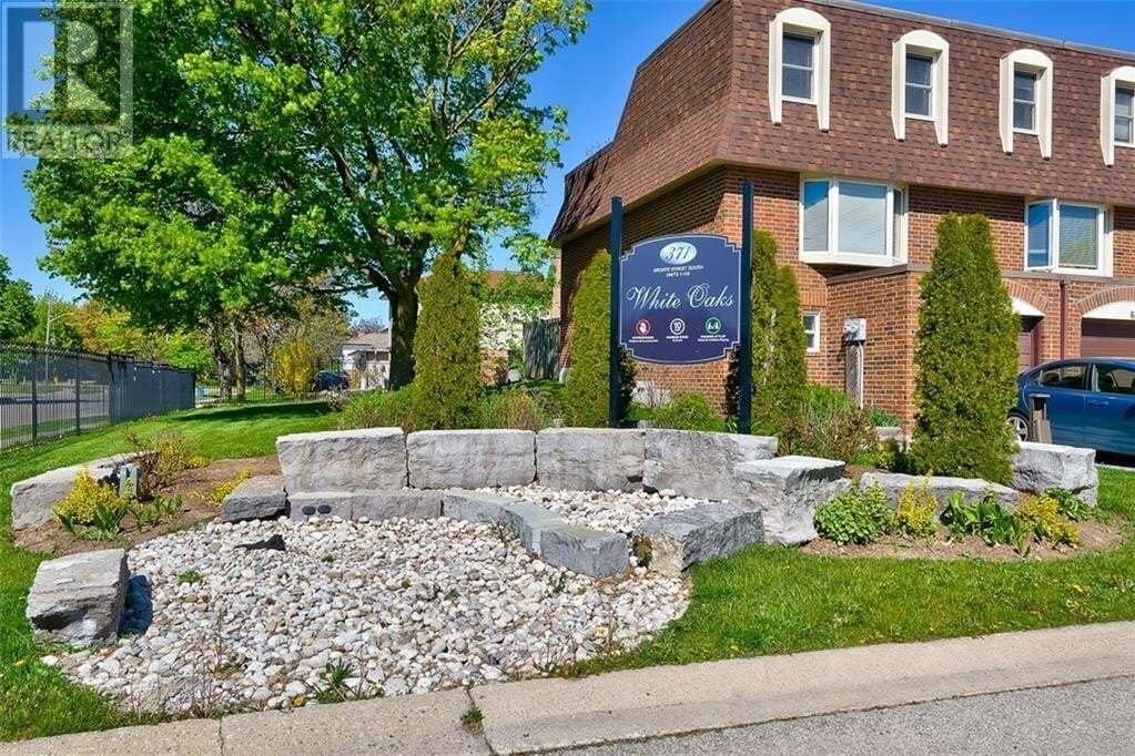 Townhouse for sale at 371 Bronte St South Milton Ontario - MLS: 30808609