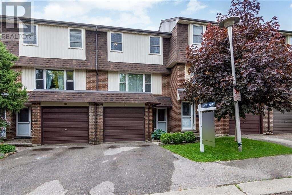 Townhouse for sale at 371 Bronte St South Milton Ontario - MLS: 30810977