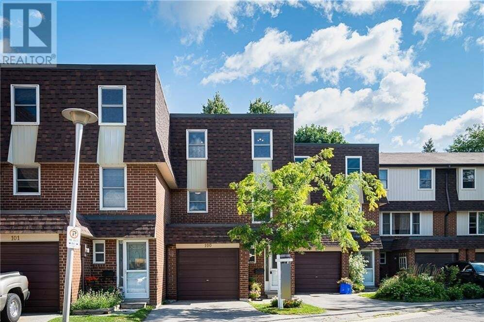 Townhouse for sale at 371 Bronte St South Milton Ontario - MLS: 30826733