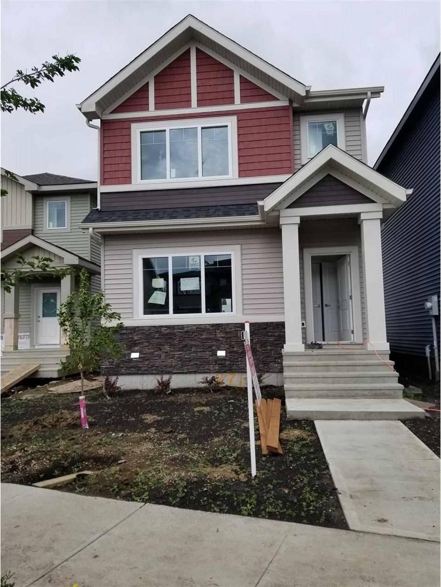 House for sale at 371 Charlesworth Dr Sw Edmonton Alberta - MLS: E4167329