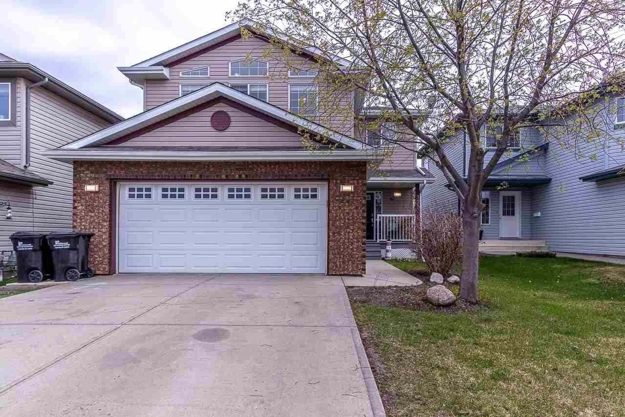 House for sale at 371 Foxboro Wy Sherwood Park Alberta - MLS: E4197636