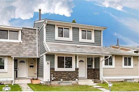 Townhouse for sale at 371 Georgian Villa(s) Northeast Calgary Alberta - MLS: C4253175