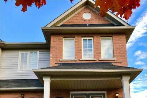Townhouse for sale at 371 Hobbs Cres Milton Ontario - MLS: W4768392