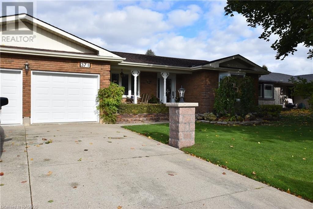 House for sale at 371 Parkwood Dr Port Elgin Ontario - MLS: 40036969