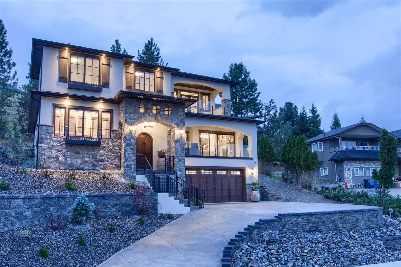 House for sale at 371 Stellar Dr Kelowna British Columbia - MLS: 10210131