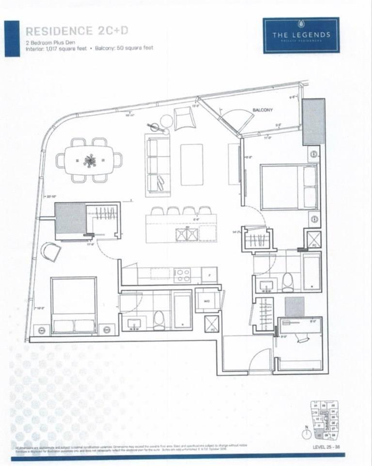 Condo for sale at 10360 102 St Nw Unit 3710 Edmonton Alberta - MLS: E4186929