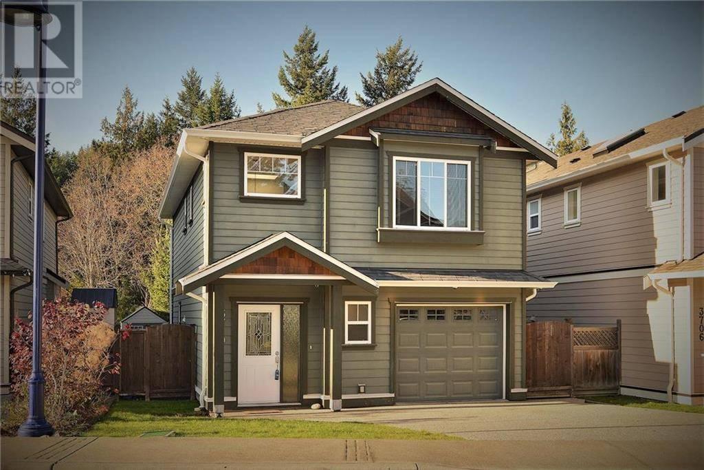 House for sale at 3710 Cornus Ct Victoria British Columbia - MLS: 419158