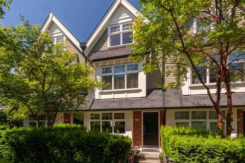 Townhouse for sale at 3710 Welwyn St Vancouver British Columbia - MLS: R2366729
