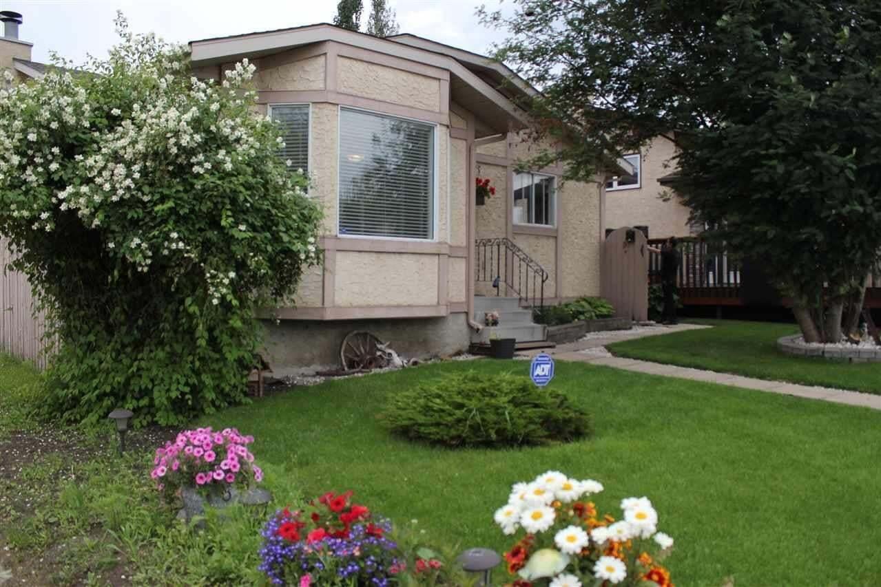 House for sale at 3711 41 Av NW Edmonton Alberta - MLS: E4205230