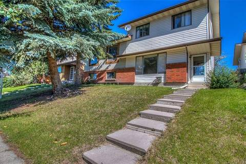 Townhouse for sale at 3711 Cedarille Dr Southwest Calgary Alberta - MLS: C4259629