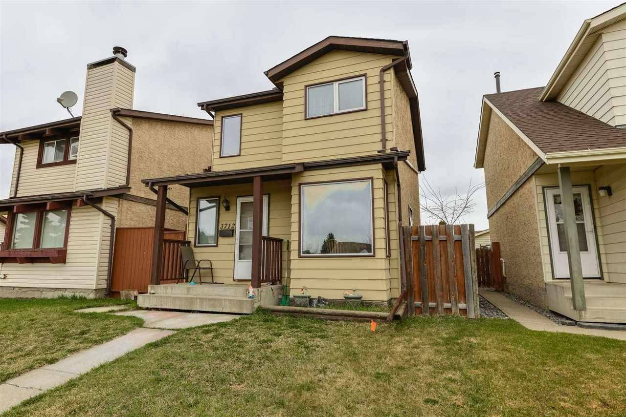 House for sale at 3712 42 Ave Nw Edmonton Alberta - MLS: E4183539