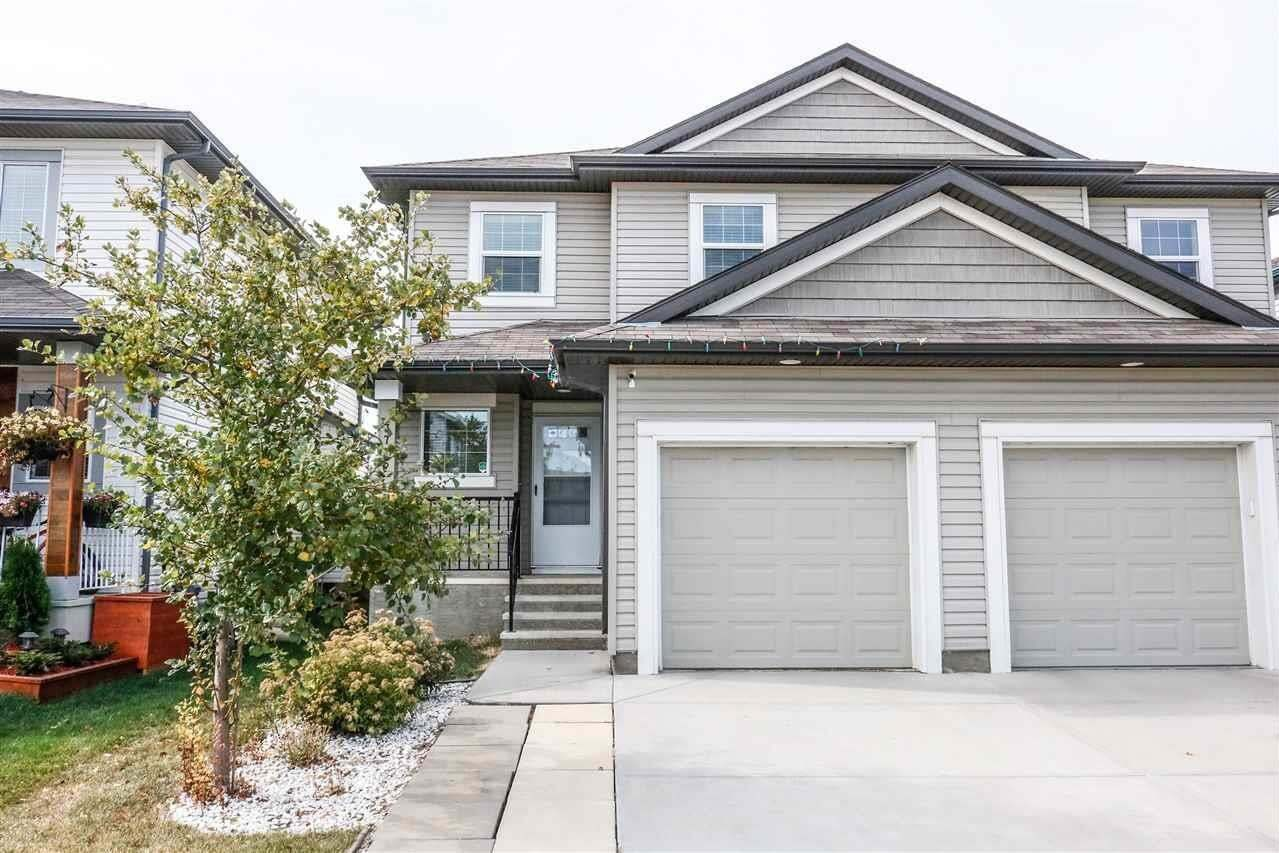 Townhouse for sale at 3716 9 St NW Edmonton Alberta - MLS: E4215561