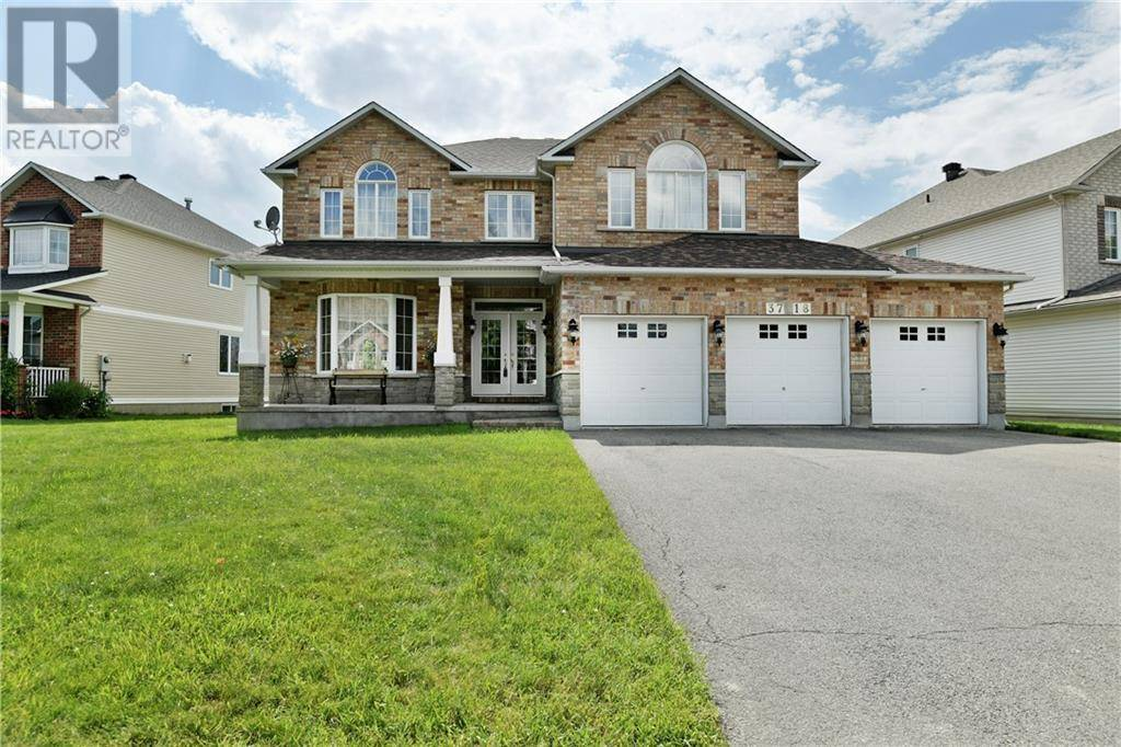 House for sale at 3718 Twin Falls Pl Ottawa Ontario - MLS: 1175072