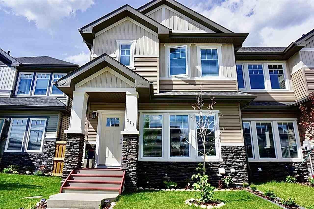 House for sale at 372 Allard Bv SW Edmonton Alberta - MLS: E4203527