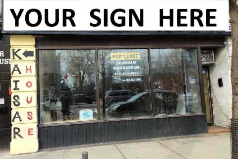 Commercial property for lease at 372 College St Toronto Ontario - MLS: C4778526