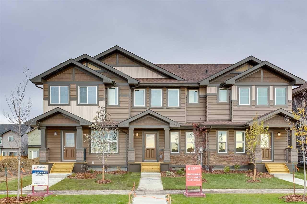 House for sale at 372 Crystallina Nera Dr Nw Edmonton Alberta - MLS: E4176466