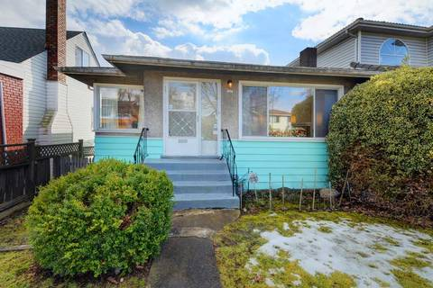 House for sale at 372 58th Ave E Vancouver British Columbia - MLS: R2347553
